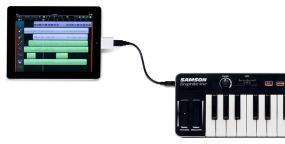 Samson Graphite M32 Mini USB MIDI Controller
