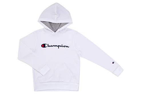 Champion Kinder-Kleidung, Sweatshirts für Jungen, Heritage, Fleece-Pullover mit Kapuze