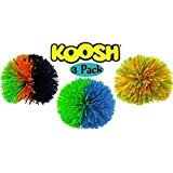 Koosh Balls Multi-Color Gift Set Bundle – 3 Pack