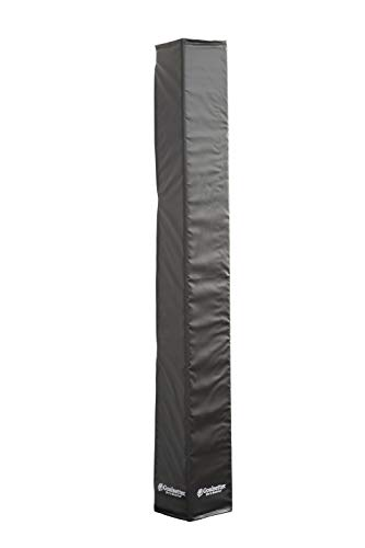 Goalsetter Basketball Pole Pad Provides Padded Protection on Three Sides and Fits 4 to 6 Inch Square Poles