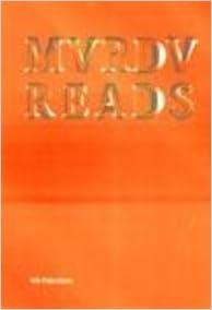 Read MVRDV: Reads PDF, azw (Kindle), ePub, doc, mobi