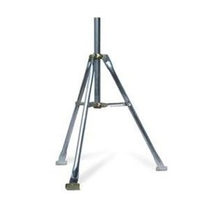 3 ft. Satellite Tripod Mount with 1.66'' OD Mast by Perfect 10