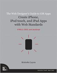 The Web Designer's Guide to iOS Apps 1st (first) edition Text Only by