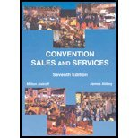 Convention Sales and Services 7th Edition