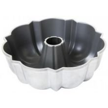 Focus Foodservice Fluted Cake Pan, 6 Cup Capacity -- 6 per case.