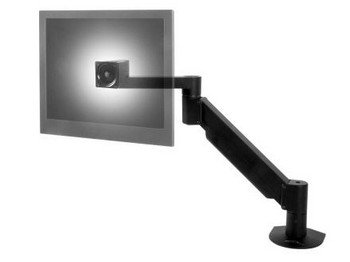 (Innovative Office Products 7000-800-104 SERIES 7000 FLAT PANEL RADIAL ARM PC VITA BLACK; FLEXMOUNT KIT; HOLDS 9-24 LBS.)
