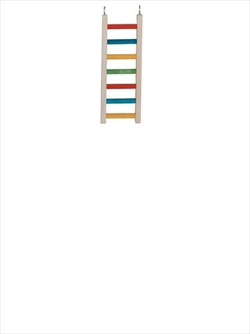 Paradise Toys 18-Inch Wood Parrot Ladder
