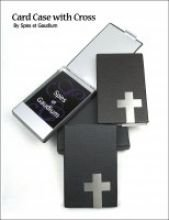 Download Card Cases (With cross) - Black Leather-like Textured Cover PDF