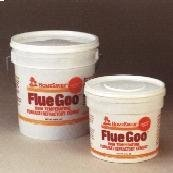 Cement Refractory Premixed (Chimney 29325 HomeSaver Flue Goo Furnace-refractory Cement- Buff- Pre-mixed- 1-gallon)
