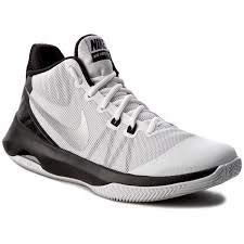 Nike 852431 100, Chaussures de Basketball Homme: