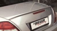 Mercedes Genuine Rieger SLK R171 Rear Wing Spoiler NEW