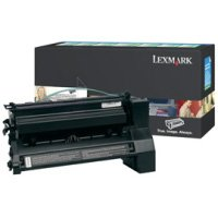 C782U1KG Lexmark C782 XL/X782e XL Black XLExtra High Yield Return Program Print Cartridge (Return Program Print C782)