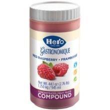 Hero Raspberry Compound, 1.25 Kilogram -- 6 per case.