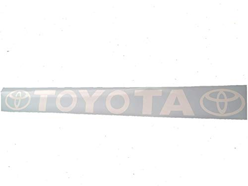 (GY Vinyl Arts Toyota TRD Windshield Decals Cars Stickers Banners Graphis JDM)