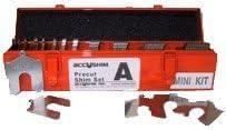 "(A) 2""x2"" Shim Mini Kit (Includes Tool Box)"