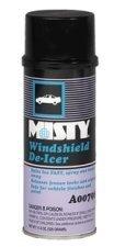 Misty A00796 16 oz Windshield De-Icer (Case of 12) by MISTY