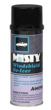 Misty A00796 16 oz Windshield De-Icer (Case of 12)