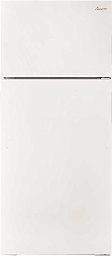 WHIRLPOOL ART106TFDW 2476851 Amana 16 cu. ft. Top-Freezer Refrigerator with Reversible Door, White by Amana