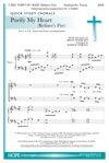 img - for PURIFY MY HEART (REFINER'S FIRE) - Brian Doerksen - Patrick Tierney - Doerksen, Brian - Choral - Sheet Music book / textbook / text book