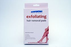 SD19045 Easy And Effective Exfoliating Hair Removal Pads Nightingale Nursing Supplies