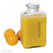 2 qt glass pitcher - 1