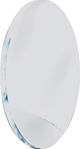 Kuryakyn 2344 Clear Small Replacement Lens for Silver Bullets ()
