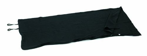 Fleece Black Sleeping Bag by Sleeping Bag