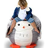 Used, 4-in-1 Bean Bag Stuffed Animal Storage - Organize I for sale  Delivered anywhere in USA