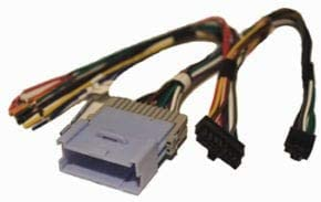 Carxtc Car Radio Electronic Wire Harness and Antenna Adapter. Install a Aftermarket Stereo. Fits Multiple Cars