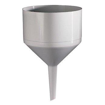 Polypropylene Buchner funnel, 150 mm dia