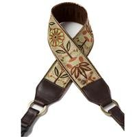 (Bronze Pinwheels DSLR Designer Camera Strap by Abie Designs)