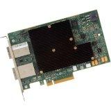 Lsi Logic H5-25520-00 LSI Logic Controller Card H5-25520-00 9300-16e Single 16Port 12Gb/s SAS/SATA PCI-Express HBA Brown Box by LSI Logic