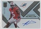 Used, Raekwon McMillan #66/299 (Football Card) 2017 Donruss for sale  Delivered anywhere in USA