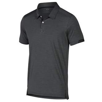 Oakley 433696 Men's Gravity Golf Polo Shirt, Athomic Blue - - For Golf Men Oakley Shoes