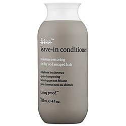 Living Proof No Frizz Leave-In Conditioner 4 oz (Quantity of 2)