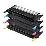 Compatible Samsung CLP-325 Toner Set – Black/Cyan/Yellow/Magenta, Office Central