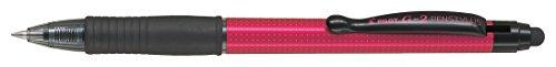 Pilot Choose Gel Ink Pen - Pilot G-2Gel Ink Medium Point Roller PenStylus Red