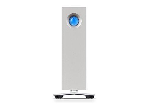 LaCie d2 Thunderbolt 2, 6TB USB 3.0 7200RPM Desktop External Hard Drive (STEX6000400)