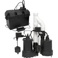 Sump Pump Batt Backup 12v by Superior Pump
