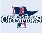 Wincraft Boston Red Sox 2013 World Series Champions 4.5