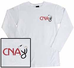 CNA Long Sleeve Tee (XL)