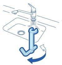 三栄水栓 【ナット締付工具】 対辺約38mm PR357
