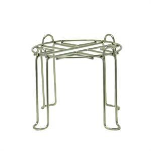 Stainless Steel Water Filter Stand for ProPur Nomad, Traveler, and other small-sized stainless steel water filters