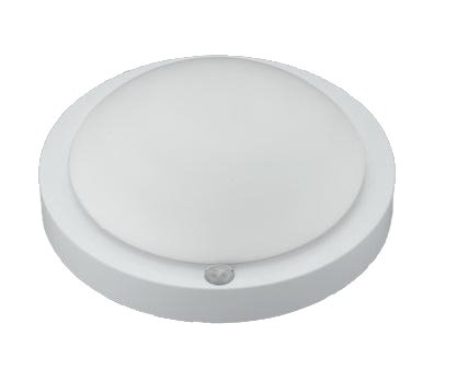 Darin 7W 6000K PIR Motion Sensor LED Ceiling Light For Corridor,Stairs,Depot, Bathroom,Toilet,Children Room