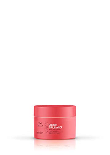 Wella INVIGO Color Brilliance Mask Fine mascarilla para el pelo Unisex 150 ml - Mascarillas para el cabello (Unisex, 150 ml, 1 pieza(s))