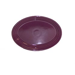 Fiesta 9-5/8-Inch Oval Platter, Heather (Oval Platter Serving Fiesta)