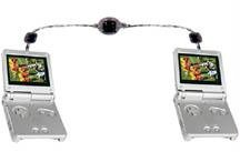 Intec Multi-Player Link Cable for Game Boy Advance and GBA SP