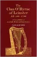 Book The Clan O'Byrne of Leinster AD400-1700: A Compilation of Available Historical Information by Paul J. Burns (2001-02-06)