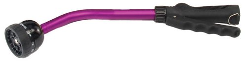 Dramm Sprayer (Dramm 13866 Kaleidoscope Rain Wand 16-Inch Length with Touch-N-Flow Valve, Berry)