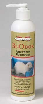 Marshall Pet GoodBye Natural Waste Deodorizer - 8oz by Marshall Pet Products